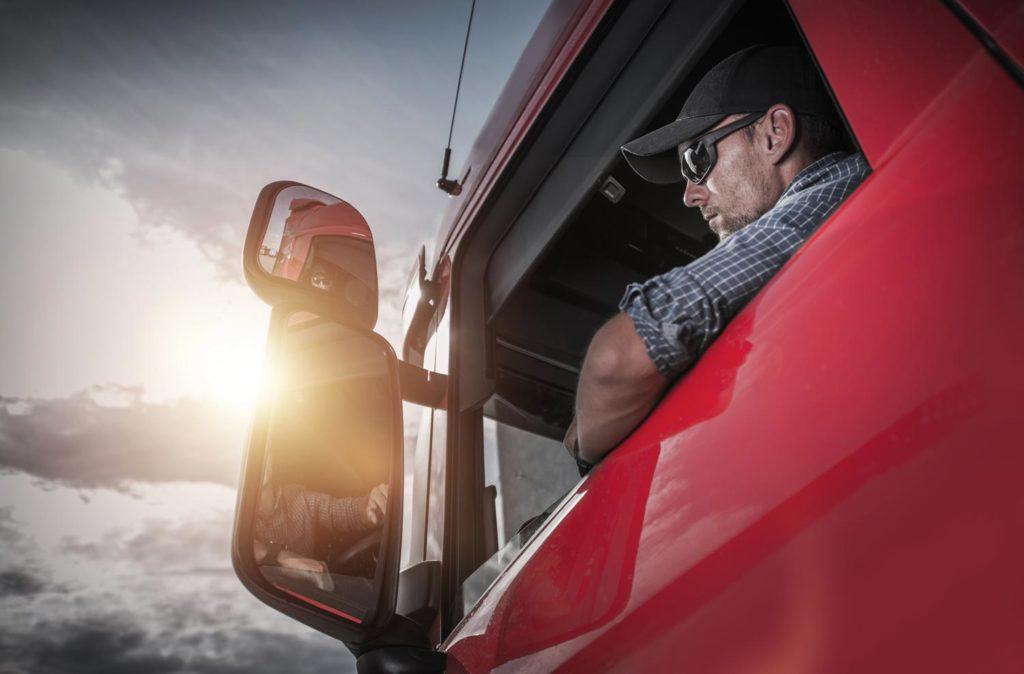 Conducente di camion